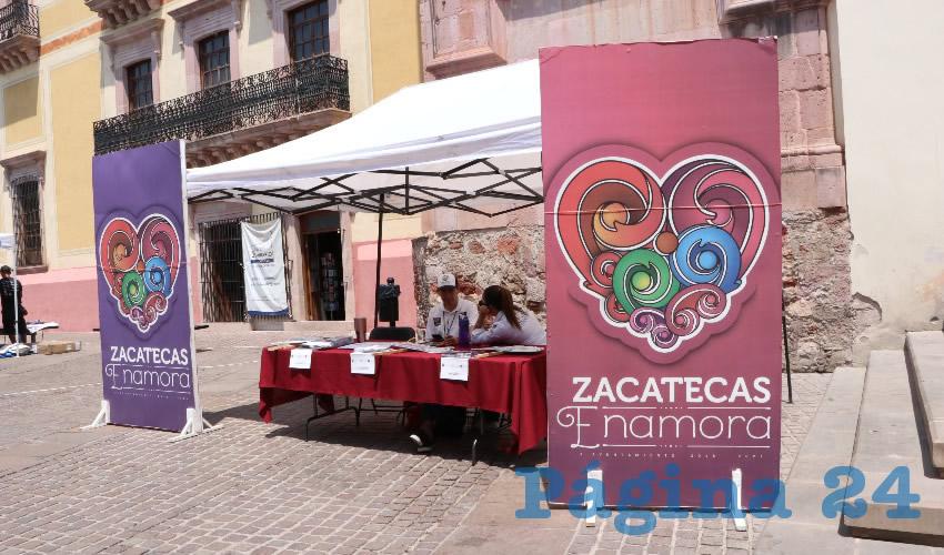 Ciclistas se Inscriben Para Participar en la Marcha de Zacatecas Bike