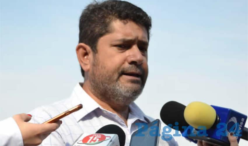 Pedro Acosta Adame (Foto: Merari Martínez)