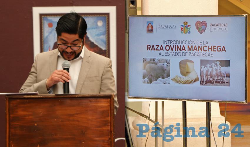 La inversión para ello será de poco más de 600 mil pesos, el cual generará el municipio de Orihuela en el de Zacatecas (Foto Rocío Castro)