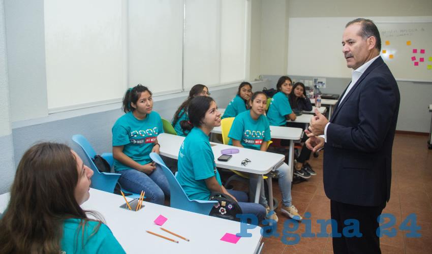 Desarrollan 200 Alumnas De Aguascalientes Conocimientos En