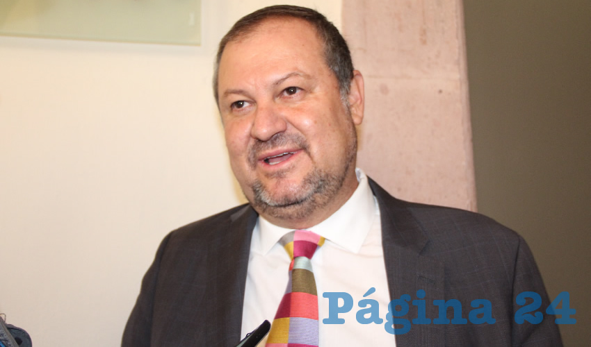 Nicolás Castañeda Tejeda (Foto Rocío Castro Alvarado)