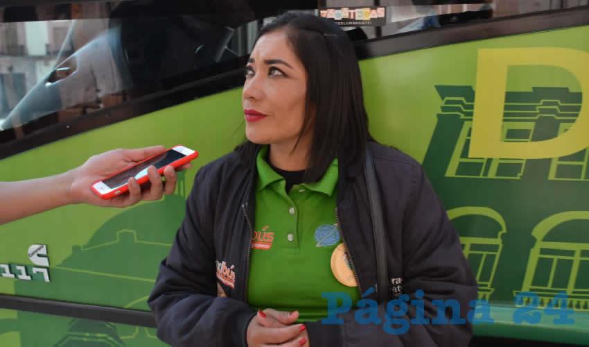Mónica Isabel Ramírez (Foto Merari Martínez)
