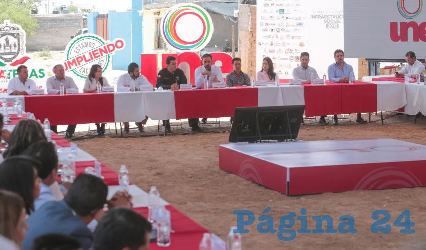 El Gobernador Alejandro Tello presentó este plan de acción, el cual mejorará la calidad de vida de las y los zacatecanos