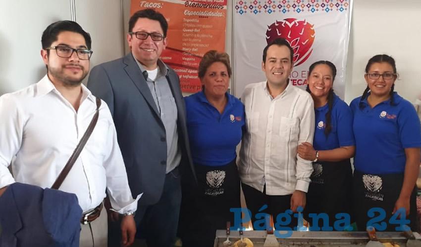 Con actividades culturales y deportivas, muestras artesanales y gastronómicas celebran en CDMX el Día del Zacatecano.
