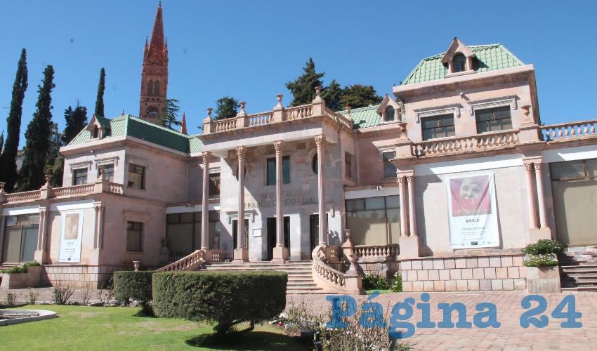 Museo Francisco Goitia Alberga Obras de Importantes Artistas Zacatecanos