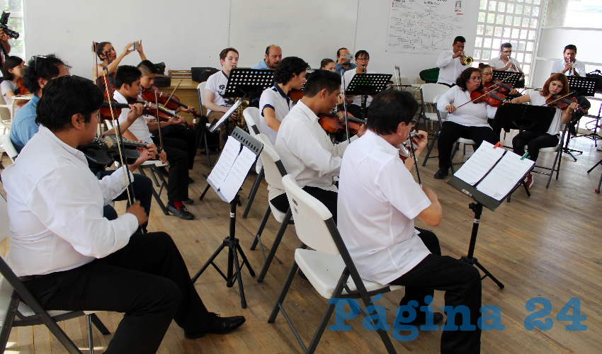Orquesta Sinfónica de la Casa del Adolescente