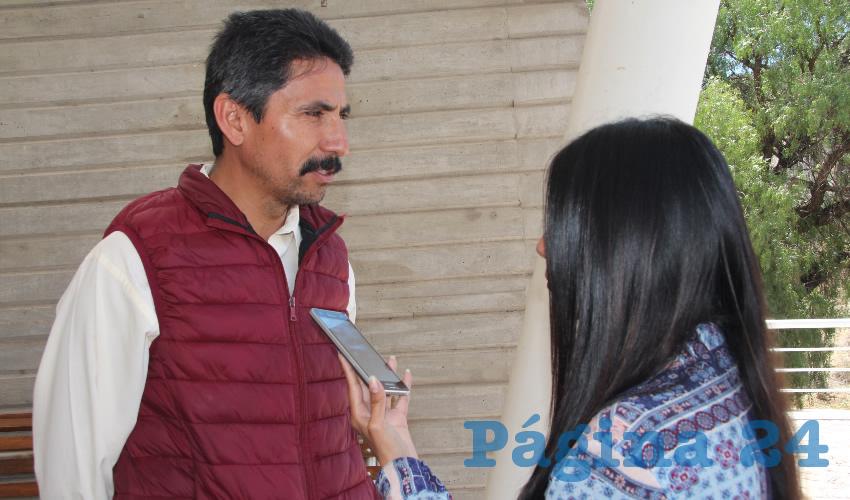 Afirma González Acosta que las Finanzas de Vetagrande Están Casi Saneadas