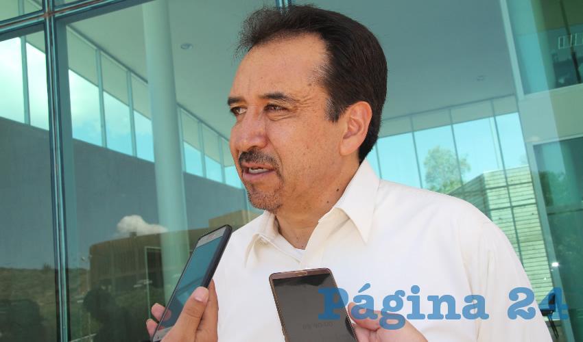 Miguel Torres Rosales (Foto: Archivo Página 24)