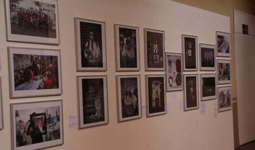 Esta exposición se desprende el concurso de fotografía del mismo nombre, el cual fue realizado por la revista Cuarto Oscuro que dirige el fotógrafo zacatecano Pedro Valtierra (Foto Rocío Castro Alvarado)