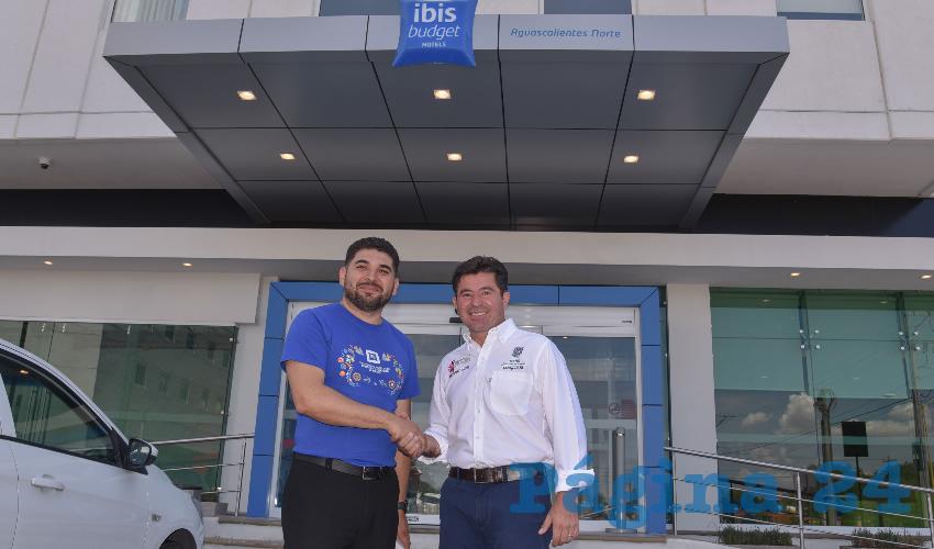 Celebran Puesta en Marcha de Nuevo Hotel en Aguascalientes