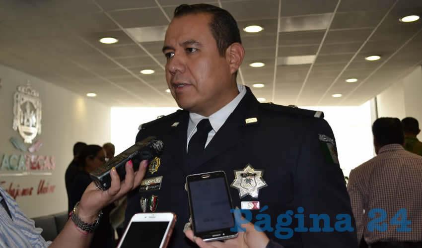 Hugo Rafael Sánchez González (Foto Merari Martínez)