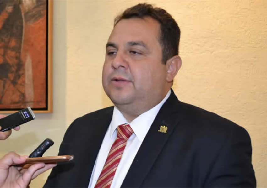 Se Requerirán 350 mdp Para Cerrar el año en la BUAZ: Rector Guzmán