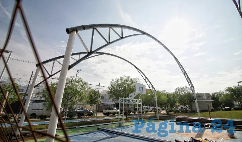 Municipio Instala Velarias en Zonas del Oriente y del Norte de la Ciudad