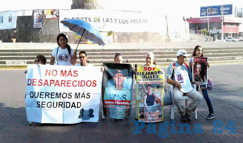 El Gobierno de Alfaro no busca a los desaparecidos
