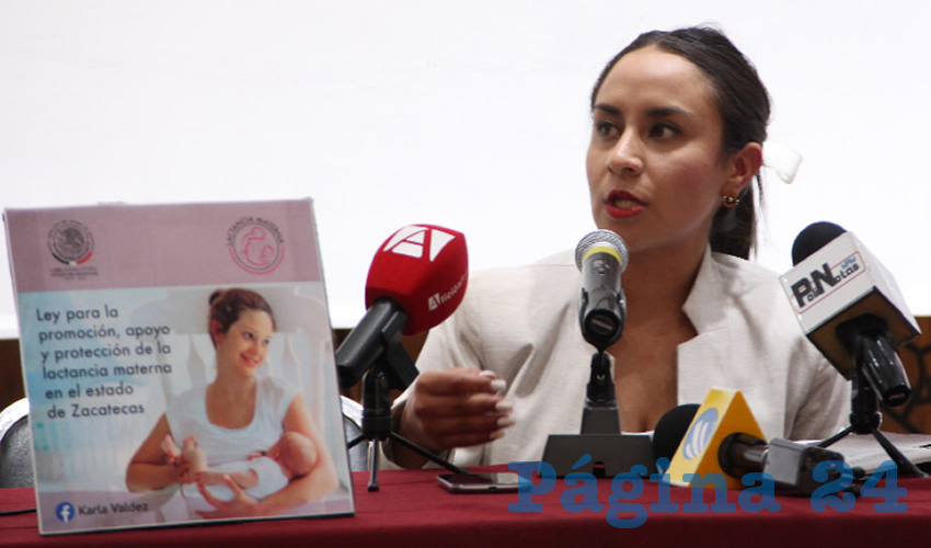 Karla Dejanira Valdez Espinosa (Foto Rocío Castro Alvarado)