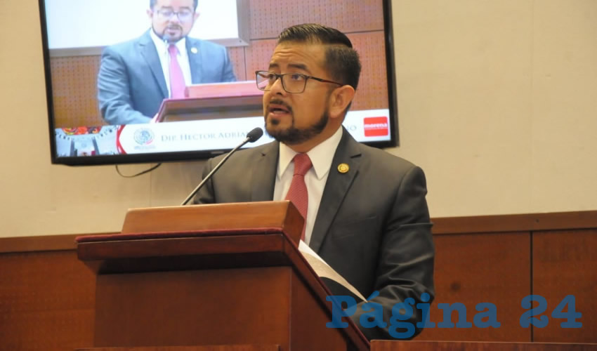 Héctor Adrián Menchaca Medrano (Foto Cortesía)