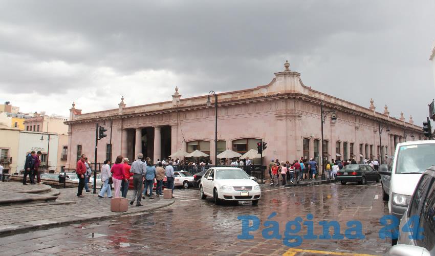 El pronóstico de lluvias intensas fue para regiones de Chiapas y Campeche, mientras que se esperaron lluvias fuertes para Puebla, Oaxaca, Veracruz, Tabasco, Yucatán y Quintana Roo (Foto Rocío Castro Alvarado)