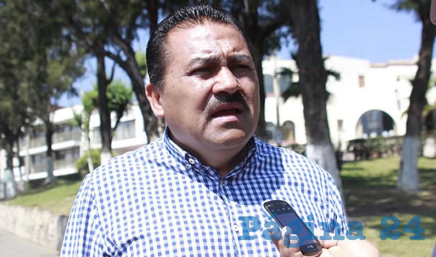 Ignacio Frayre Zúñiga, titular en Zacatecas del INM