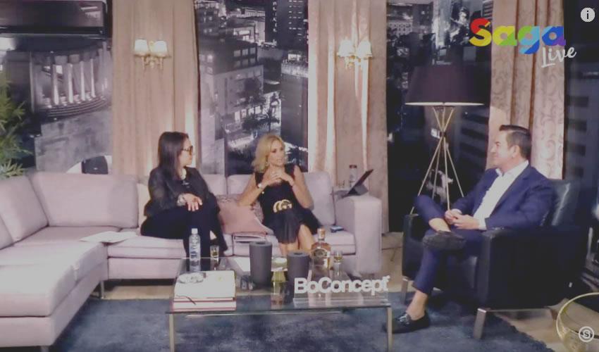 Entrevista de Benjamín con Adela Micha