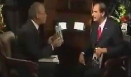 """Joya de Entrevista, Para que Sepan Quién se Creía el Verdadero """"Mesias"""""""
