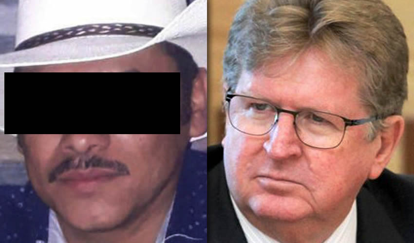 "José Manuel ""N"" ""N"", el policía asesino | Germán Larrea Mota Velasco"