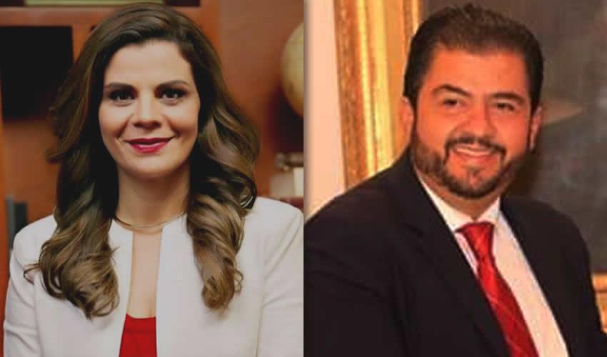 Cristina Rodríguez Pacheco de Tello | Roberto Luévano Ruiz