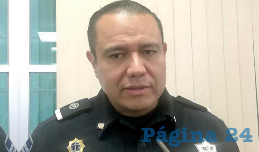 Hugo Rafael Sánchez González (Foto Cristo González)
