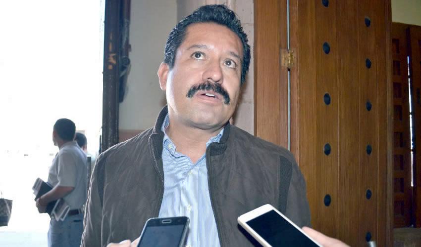 Rafael Jiménez Núñez, presidente municipal de Juchipila (Foto Archivo Página 24)