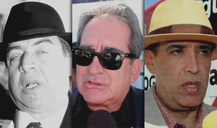 Felipe González, Carlos Lozano, Felipe de Jesús Muñoz: los titiriteros