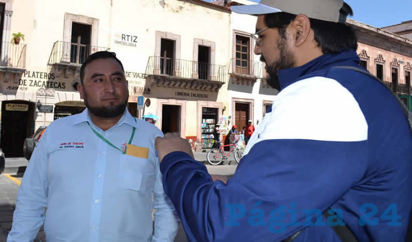 Muchos Paisanos Pasean por la Ciudad por las Vacaciones de Verano: G. García
