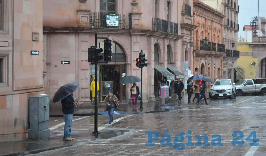 De Lunes a Jueves se Esperan más Precipitaciones