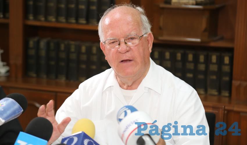 Casa de Retiro Para Sacerdotes  Costará 20 mdp: Ricardo Cuéllar