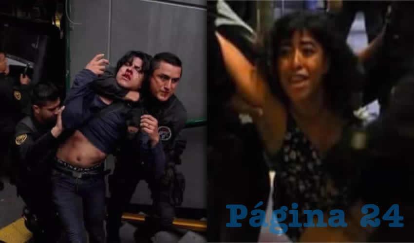 Enrique Alfaro Ordenó Golpear Brutalmente a Jóvenes por Protestar