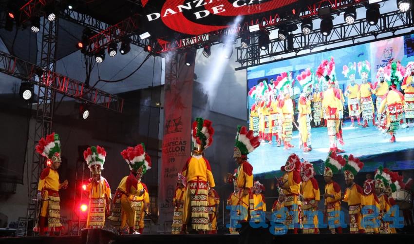 Concluye de Manera Exitosa el Festival Zacatecas del Folclor Internacional 2019