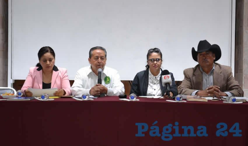En conferencia de prensa, Efraín Arteaga Domínguez, indicó que desde el pasado 22 de julio están en una jornada de lucha nacional