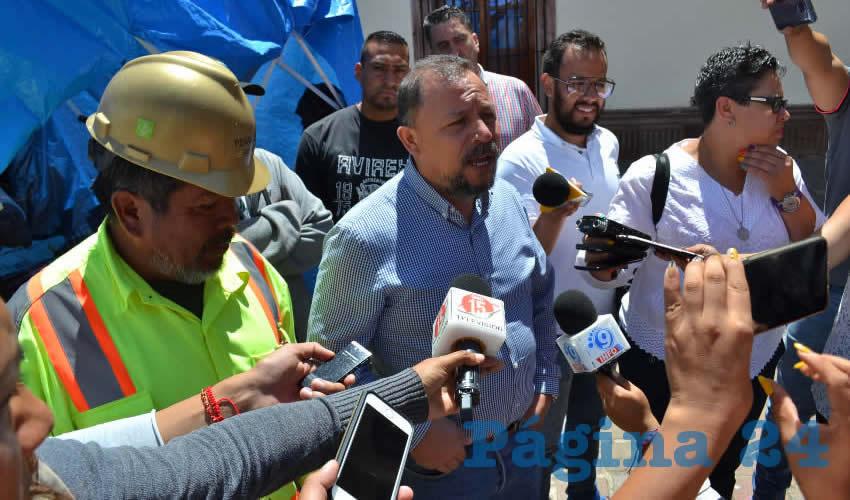 Alejandro Rivera Nieto (Foto Merari Martínez)