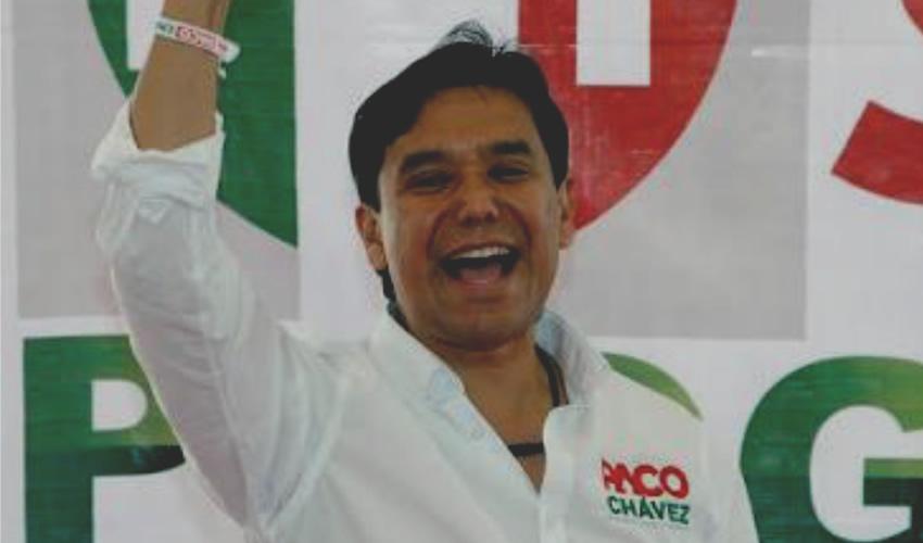 Francisco Chávez Rangel, van por él