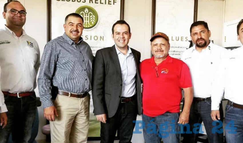 Durante su gira de trabajo en Utah, el alcalde Ulises Mejía Haro generará nuevos acuerdos