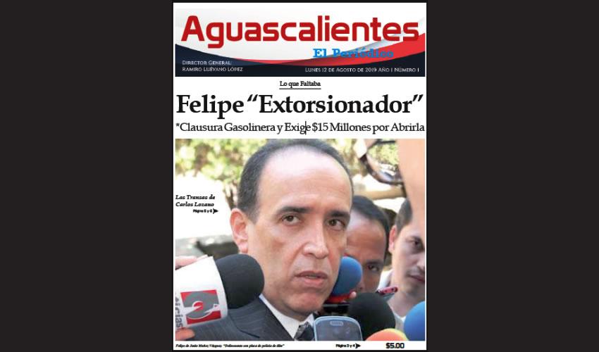 Nace un Nuevo Periódico: Aguascalientes El Diario