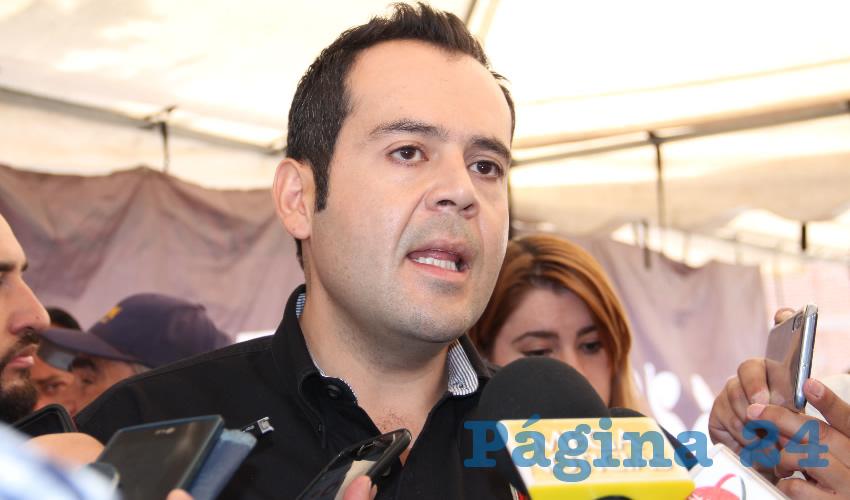 Ulises Mejía: Se me Hace Irresponsable que Manuel Rodríguez Esté Denunciando sin Prueba Alguna