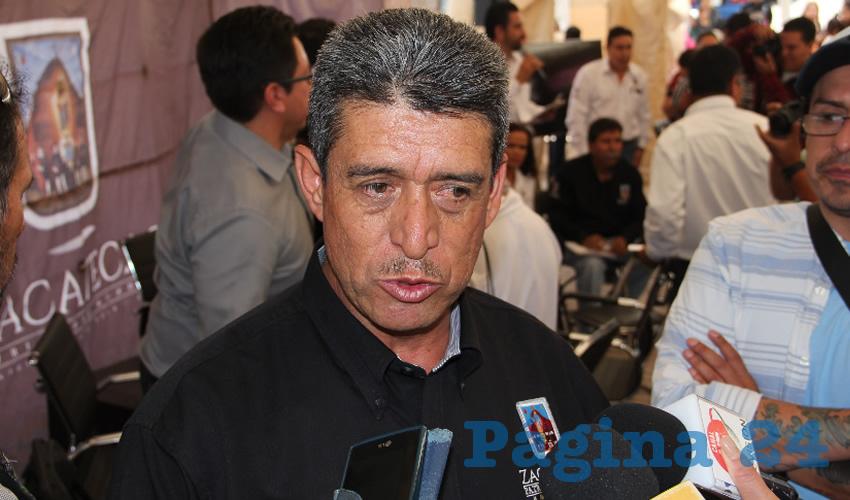 En la Administración Capital no hay Contratos con Empresas Para los Servicios Públicos: Miguel Félix