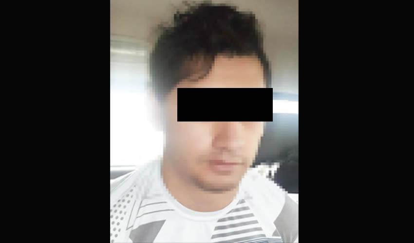 Cae conductor de Uber por violador