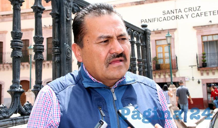 Ignacio Fraire Zúñiga (Foto: Rocío Castro Alvarado)