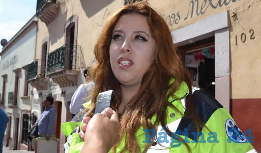 Delia del Rocío Reyes Alcalá (Foto: Merari Martínez)