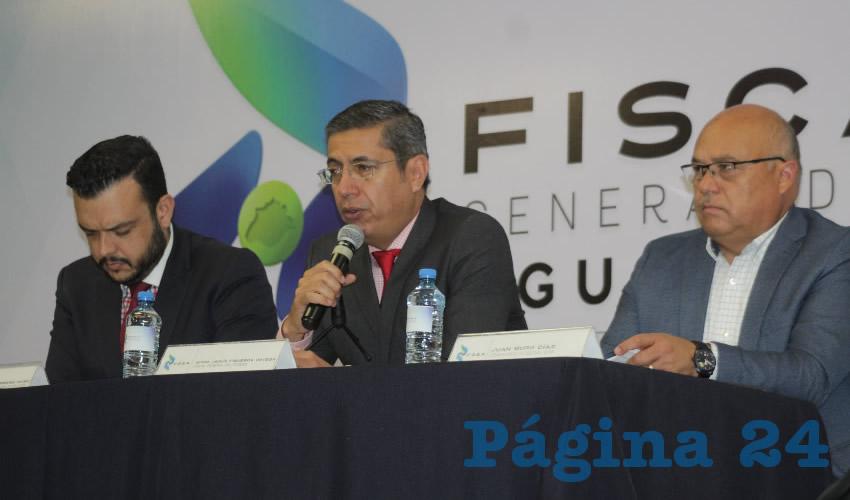 """Jesús Figueroa Insiste en que """"en Estos Días"""" Hará Comparecer a Francisco Chávez Rangel"""