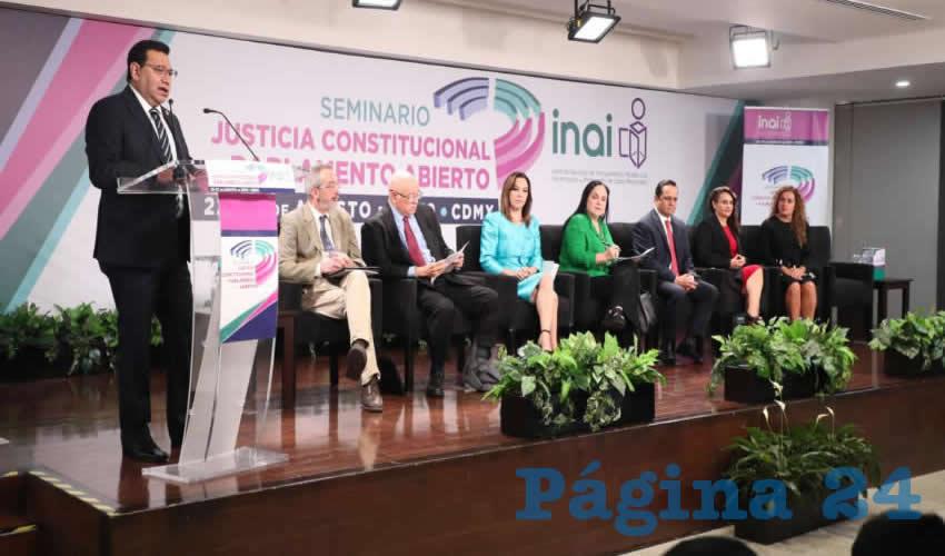 Transparencia, Herramienta Contra Percepción de Opacidad en Tribunales: Felipe Fuentes Barrera