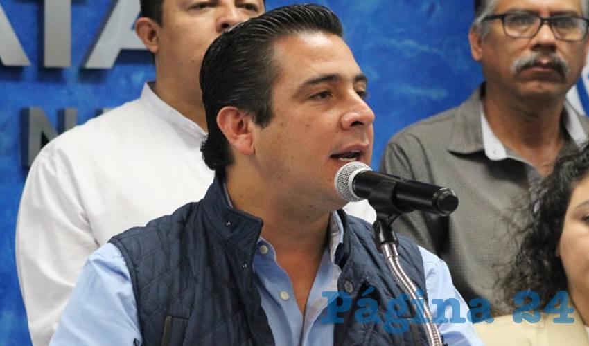 Tere Jiménez es Buena Alcaldesa; Jorge López no se Debe Guiar por Apasionamientos: Gustavo Báez