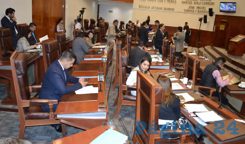 Sesión ordinaria del Congreso del Estado Foto Merari Martínez Castro