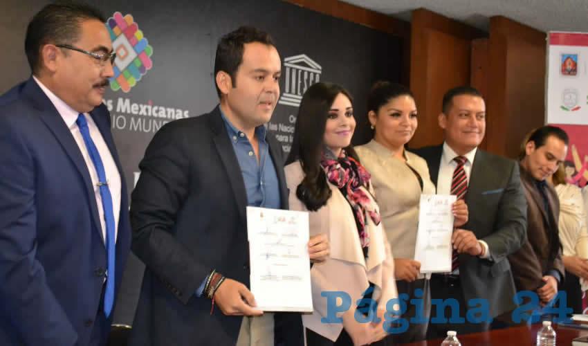 Ayuntamiento de Zacatecas firma convenio con Centro Estatal de Trasplantes y organización Ciudadanos de a Pie para promover la cultura de la donación de órganos y tejidos