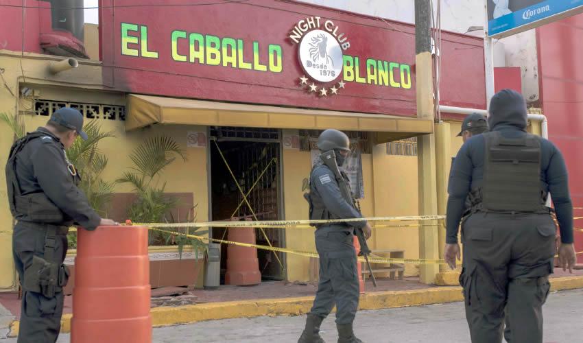 Suman 28 Muertos por Ataque a Table Dance de Coatzacoalcos